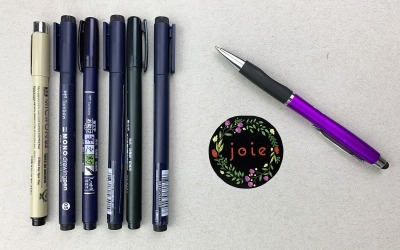 What you need to know to find right pen for your bullet journal